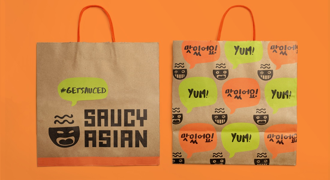 Saucy Asian Branding + Design | Bartlett Brands